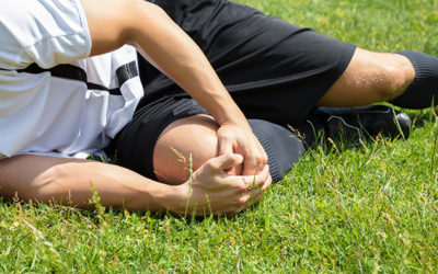 Οι αθλητικές κακώσεις στο γόνατο παιδιών και εφήβων